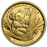 Perth Mint Gold (Koala Coins)